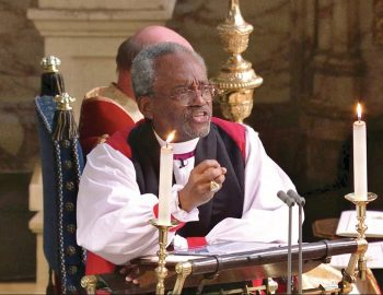 Presiding Bishop Michael Curry, royal wedding star, to speak at Pittsfield service