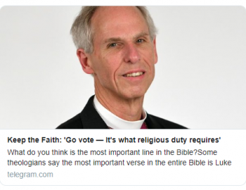 Faith inspires Episcopal congregations to engage with voters as Election Day approaches