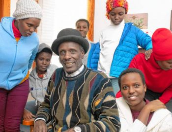 'Excited for everything': Congolese family settles in North Amherst