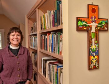 Environment: Q&A with Rev. Bullitt-Jonas about finding hope in face of climate change
