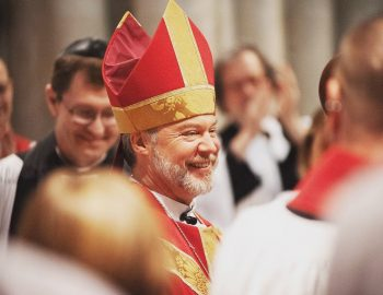 Mark Edington ordained and consecrated as 26th bishop of the Convocation of Episcopal Churches in Europe