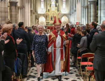 Massachusetts rector becomes bishop in charge of Episcopal Churches in Europe