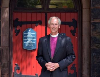Western Massachusetts Episcopal Bishop Douglas Fisher joins suit challenging President Trump's border wall construction