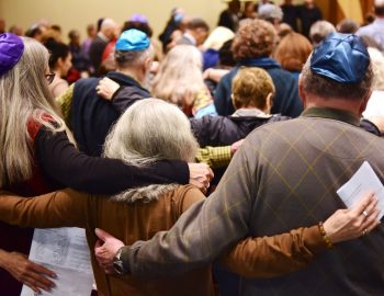 Community's strength tested amid anti-Semitism