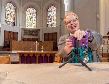 'The church is not the building': Keeping religious connections vital