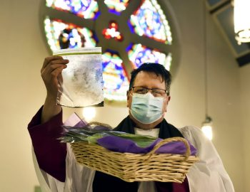 Ash Wednesday ritual will change due to COVID concerns